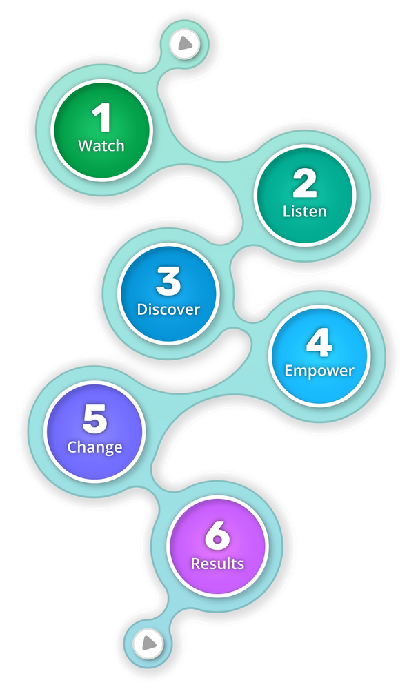 Connectivity Consulting Behavioural Transformation Process